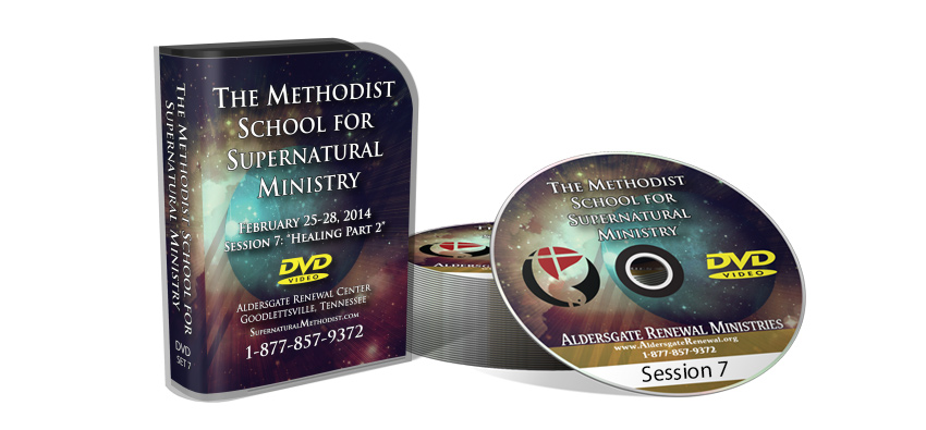 Ministry Teaching DVDs
