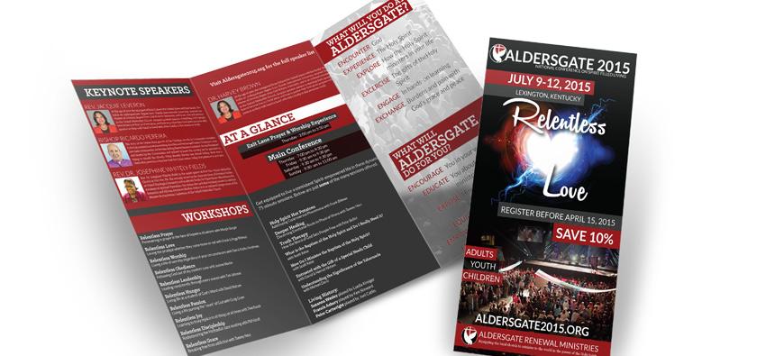 Aldersgate 2015 Brochure