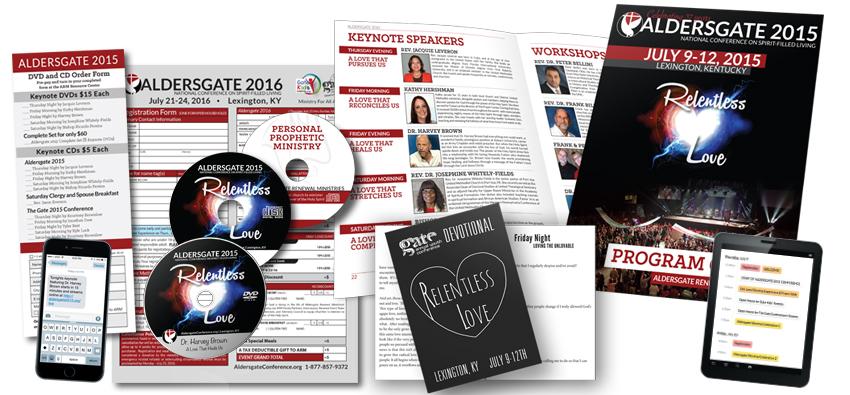Aldersgate 2015 Conference Media