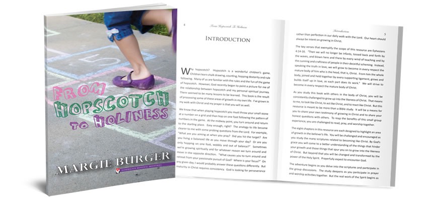 From Hopscotch to Holiness Book